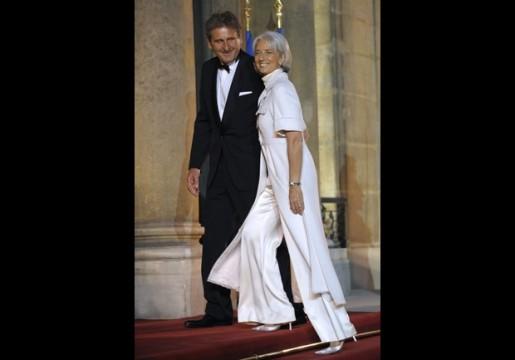 Christine Lagarde, French Finance Minist